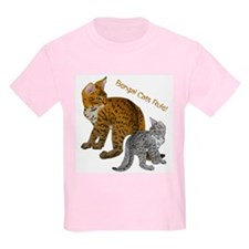 Kids Bengal Cat T-Shirt