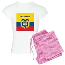 Cool Colombia Flag Pajamas
