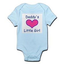 DADDY'S LITTLE GIRL Infant Creeper