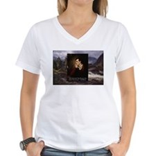 Lord Byron They sweet voice Quote Shirt