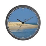 Wall Clock Sandy Point