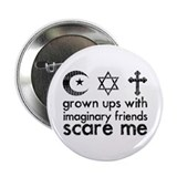 "Imaginary Friends 2.25"" Button"