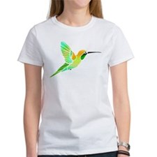 Lemon Lime Sorbet Hummingbird Tee