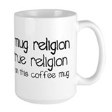 Coffee Mug Religion Ceramic Mugs