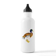 Merry Mallard Water Bottle
