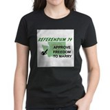 Approve Referendum 74 Tee