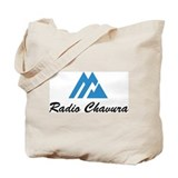Radio Chavura Logo Tote Bag