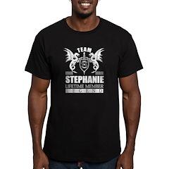 XMusic2 - Doberman (Nat) 3/4 Sleeve T-shirt (Dark)