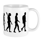 Hiking evolution Small Mug