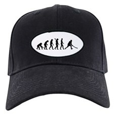 Field hockey evolution Baseball Cap