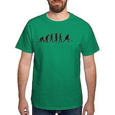 Field hockey evolution T-Shirt