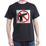 No To Gun Violence  T-Shirt