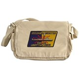 USS DANIEL WEBSTER Messenger Bag