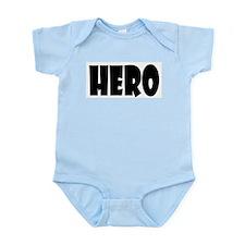 Hero Shirts Infant Creeper