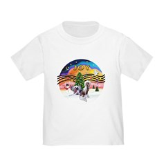 XMusic2 - Two HL Cresteds Toddler T-Shirt