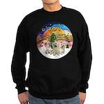 XMusic2 - Three Cairns Sweatshirt (dark)