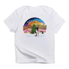 XMusic2-Fox Terrier (#1) Infant T-Shirt