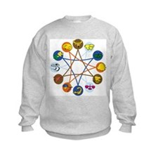 Unique Star sign Sweatshirt