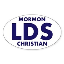 LDS Mormon Christian Decal