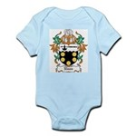 Nixon Coat of Arms Infant Creeper