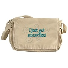 JUSTADOPTED22.png Messenger Bag