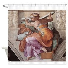michelangelo Shower Curtain