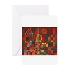 paul klee Greeting Card