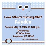 1st birthday Invitations & Announcements