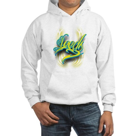 Leeds ink Hooded Sweatshirt