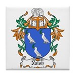 Naish Coat of Arms Tile Coaster