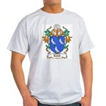 Naish Coat of Arms Ash Grey T-Shirt