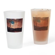 Frederic Edwin Church Banner In The Sky Drinking G