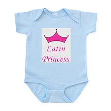 Latin Princess Infant Creeper