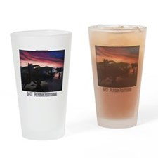 B-17 Flying Fortress Drinking Glass