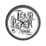 Team Peter TNFM Wall Clock