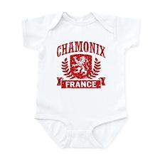 Chamonix France Infant Bodysuit