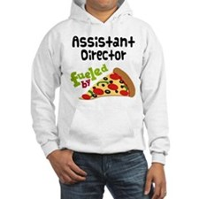 Assistant Director Funny Pizza Hoodie