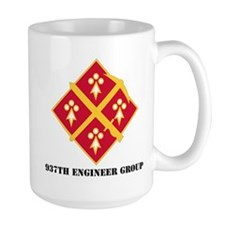DUI - 937th Engineer Group with Text Mug