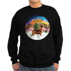 XMusic2-Irish Setter Sweatshirt (dark)