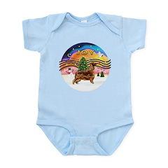 XMusic2-Irish Setter Infant Bodysuit