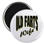 Old Fart's Wife Magnet