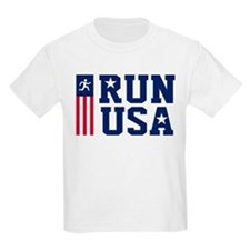 Run USA T-Shirt