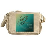 Star Struck Gemini Messenger Bag