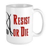 Resist or Die Mug