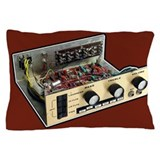Retro Pre-Amp Pillow Case