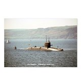 USS GEORGE C. MARSHALL Postcards (Package of 8)