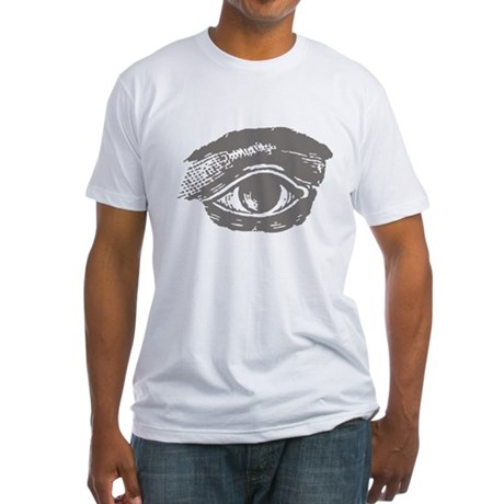 All Seeing Eye Fitted T-Shirt