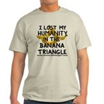 Light T-Shirt featuring Banana Triangle