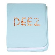DEEZ Nuts baby blanket