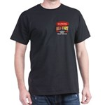 Old Fart Black T-Shirt
